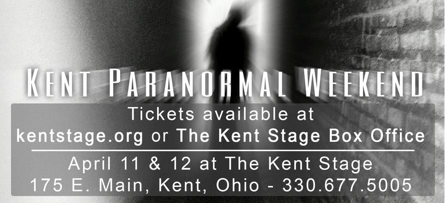 AMHRadio Previews Kent Paranormal Weekend with Stars of Event George Noory, Laura Lyn, Haunted Housewives, Eric McGill, Eric Olsen