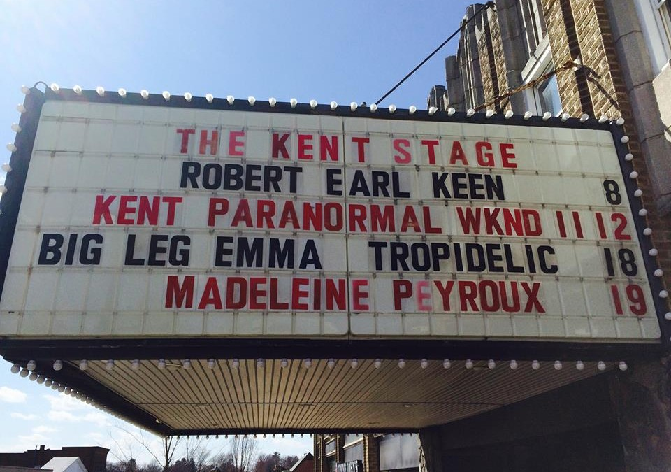 George Noory & Rosemary Ellen Guiley Headline in Ohio Wrap Up of the Kent Paranormal Weekend