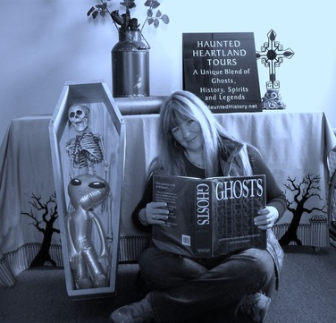 Paranormal Profile: Sherri Brake Exploring the Haunted Heartland