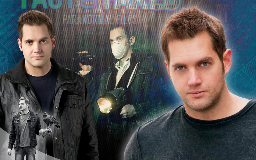 Ben Hansen on Life After Fact or Faked Syfy's Favorite Son Shares the Scoop on His New Adventures