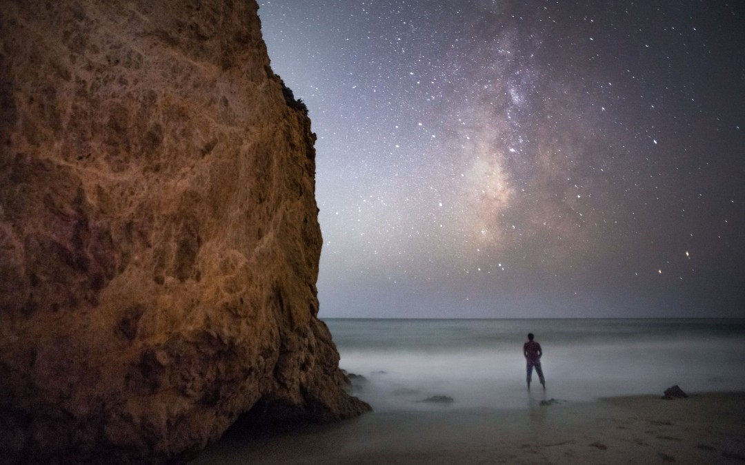 Alone With the Universe in Malibu And more Wonders of Space and Sky 3/27/15