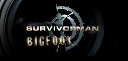 Survivorman: Bigfoot Airs on Discovery Les Stroud goes Searching for Sasquatch