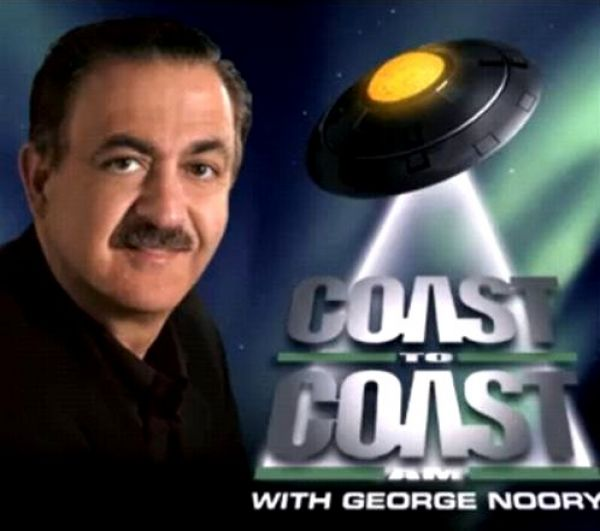 Paranormal Profile: George Noory Coast to Coast AM Host Coming to Kent Paranormal Weekend