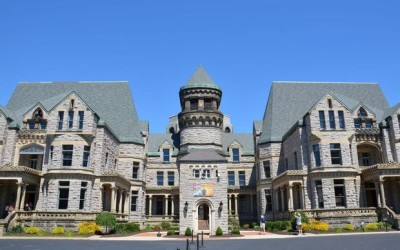 Ohio State Reformatory Is America's Most Haunted Terrifying history, haunted present