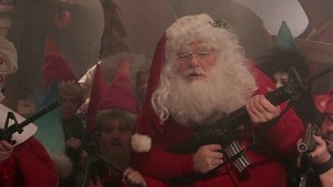 Scrooged Santa Attack