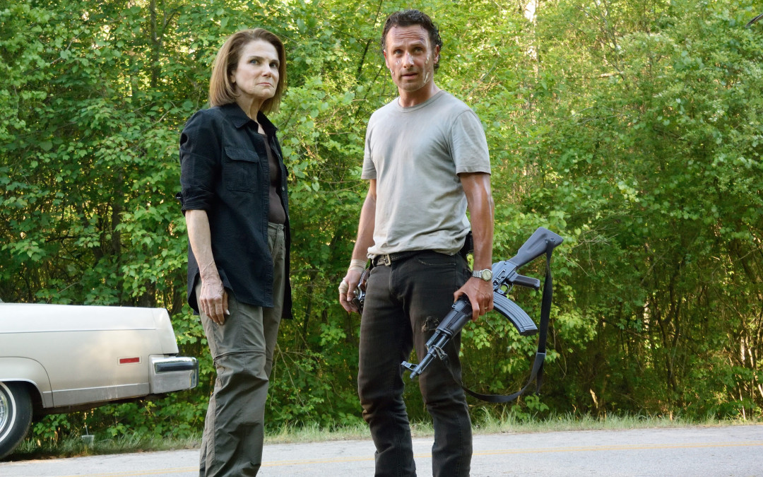 "Alexandria Learns Priorities on The Walking Dead Season 6, Episode 5, ""Now"""