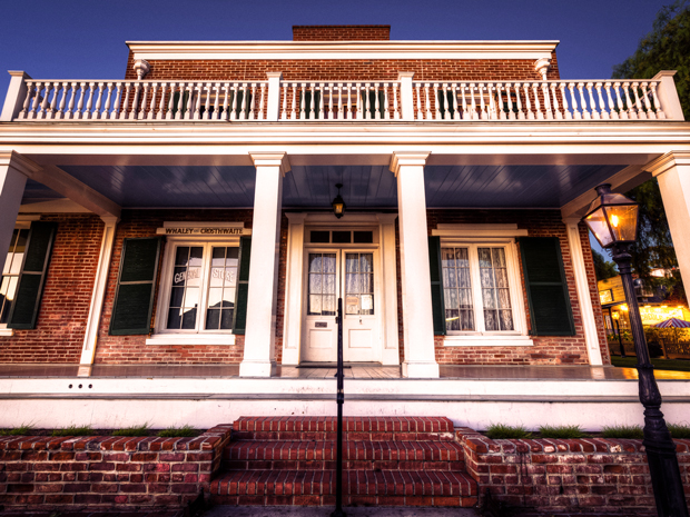 Whaley House Among Most Haunted in America San Diego landmark boasts turbulent history, paranormal activity