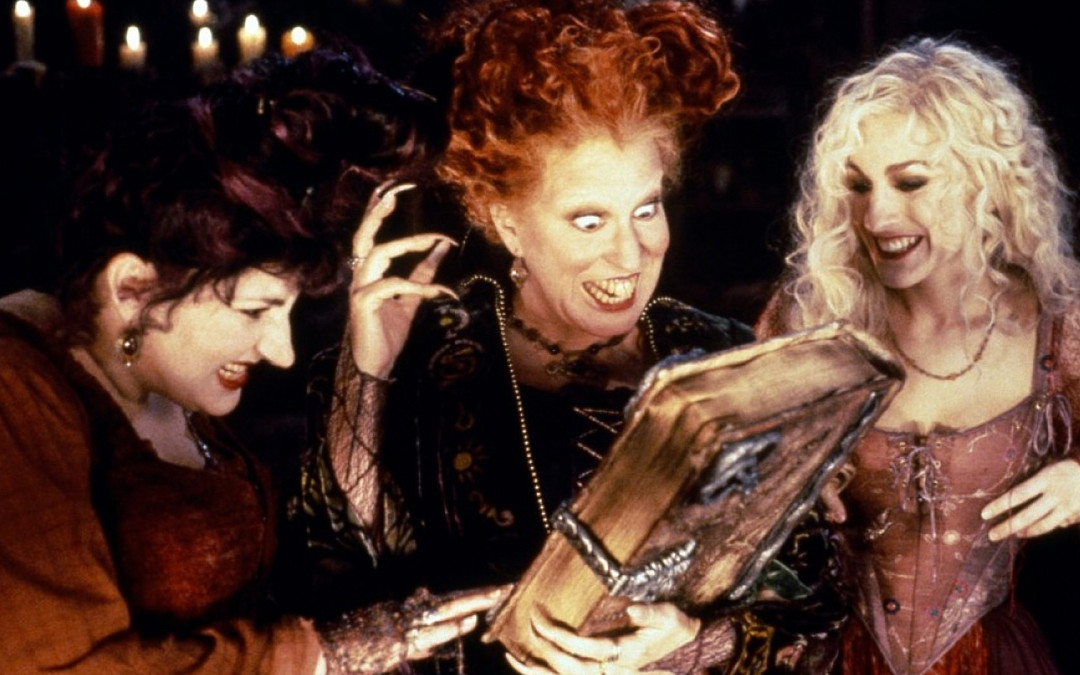 Why Has Hocus Pocus Become THE Halloween Family Favorite? It's about the relationships