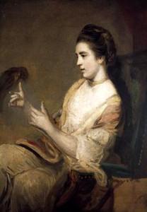 Alleged Portrait of Lavinia