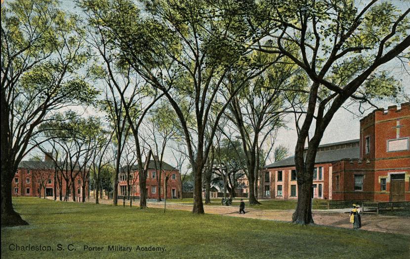 Porter Military Academy 1895