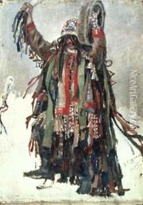 Santa shaman