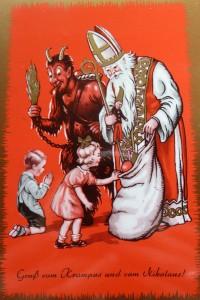 St Nicholas Krampus
