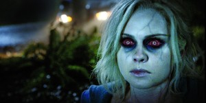 iZombie Liv full-on zombie mode