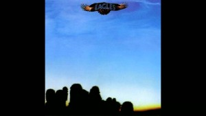 Glenn Frey Eagles album cover