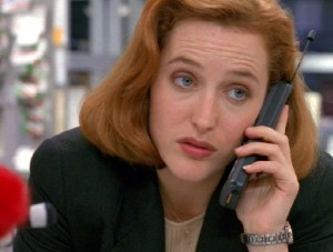 The X-Files Scully skeptical