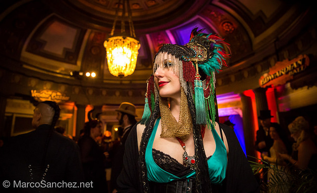 Edwardian Ball Marco Sanchez
