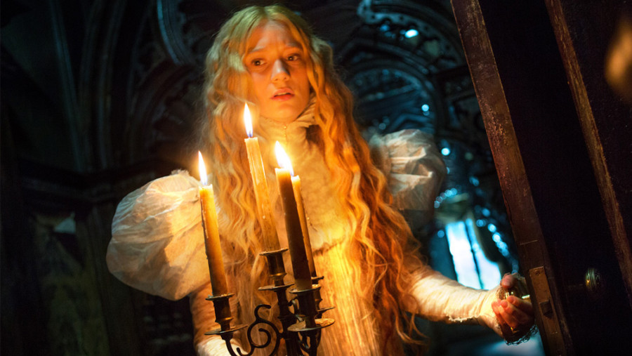 Crimson Peak Mia candles