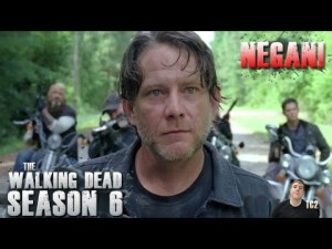 The Walking Dead S6 E9 Negan spokesman