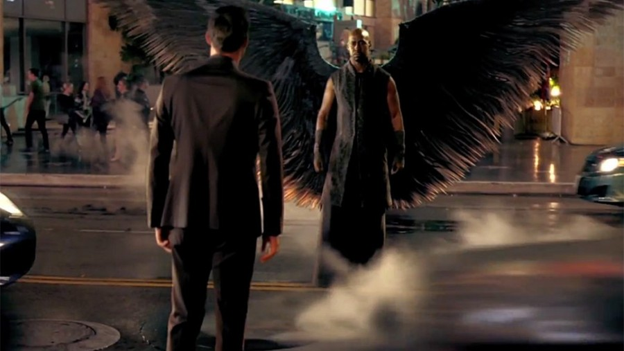 Lucifer D.B. Woodside