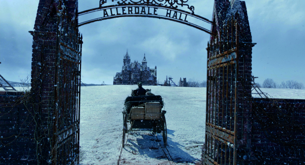 Crimson Peak Allerdale Hall