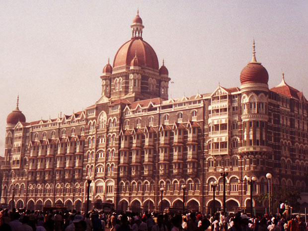 Haunted Hotels taj mahal hotel