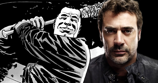 The Walking Dead negan-jeffrey-dean-morgan-lucille