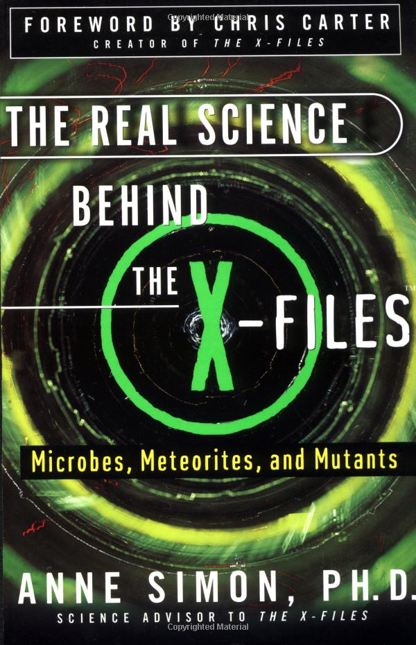 Anne Simon The Real Science Behind The X-Files