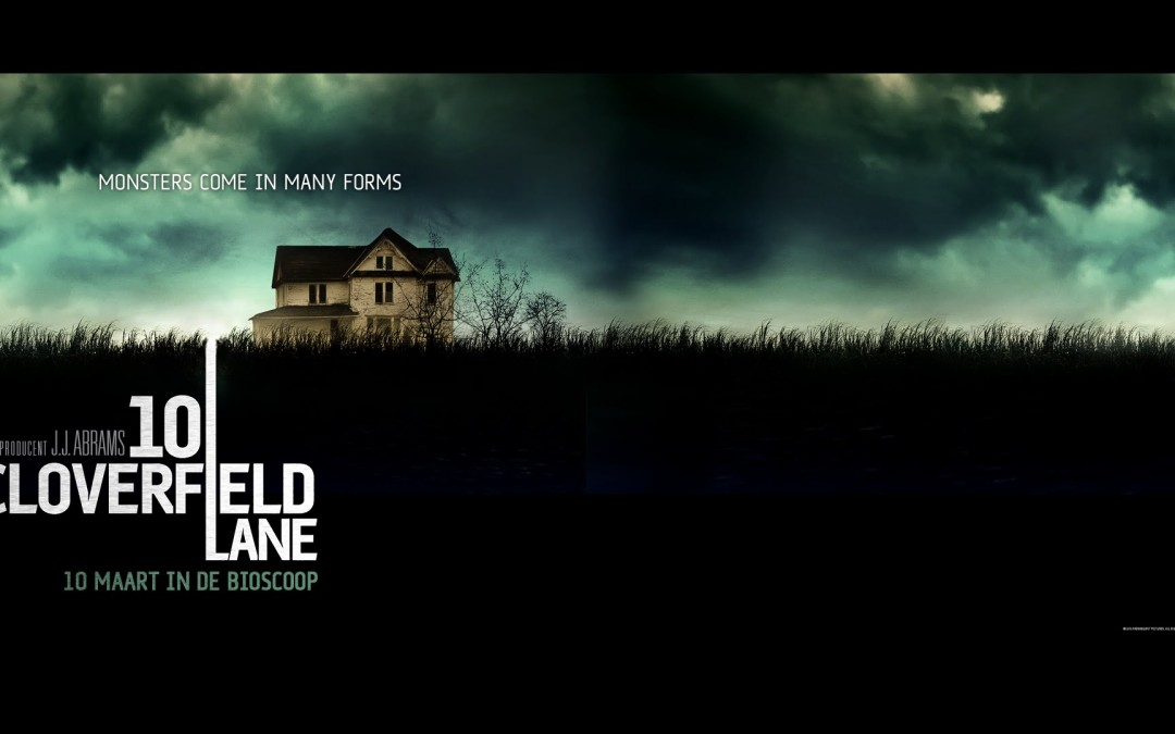 10 CLOVERFIELD LANE – Taut Suspense and Psychological Horror It's two, two films in one