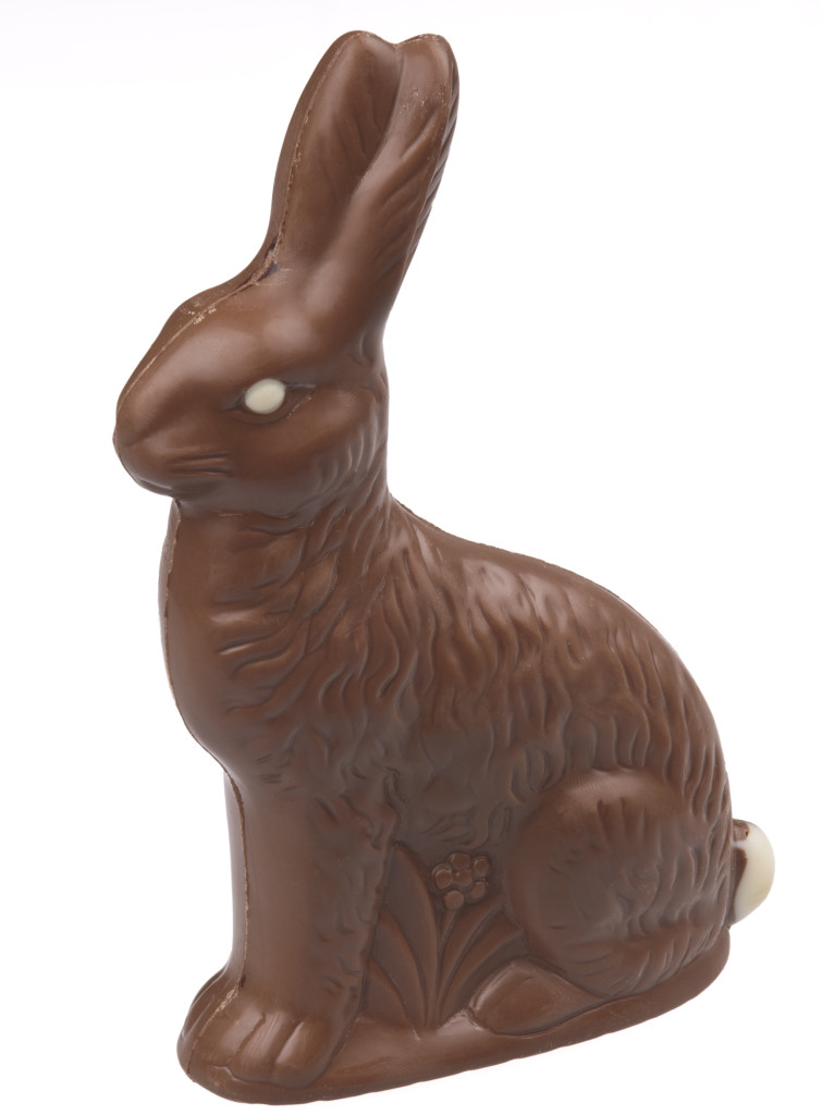 Easter Bunny chocolate
