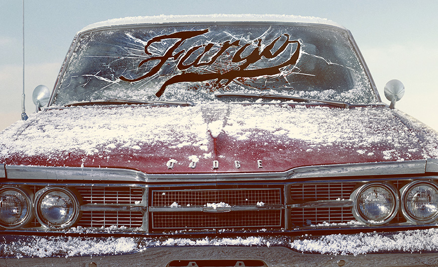 Fargo Year Two car