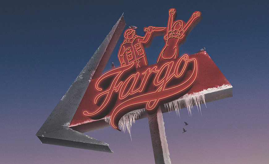 Fargo Year Two sign