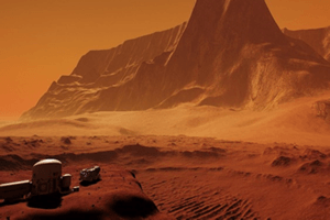 "Blasting Off with ""Mars Experience VR"" at SXSW Virtual reality creates highly detailed and accurate simulation of the surface of Mars"