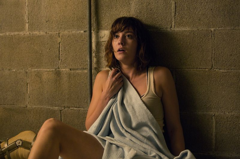 10 Cloverfield Lane Michelle in chains