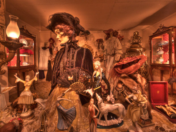 World's Creepiest Museums House on the Rock