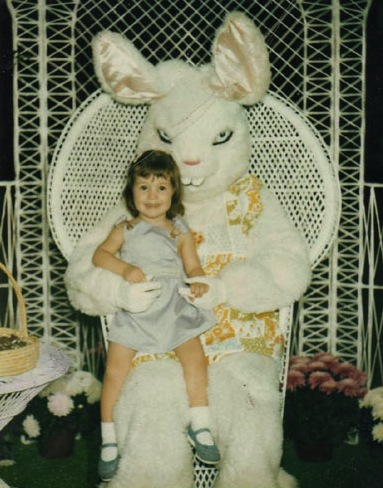 Easter Bunny demonic