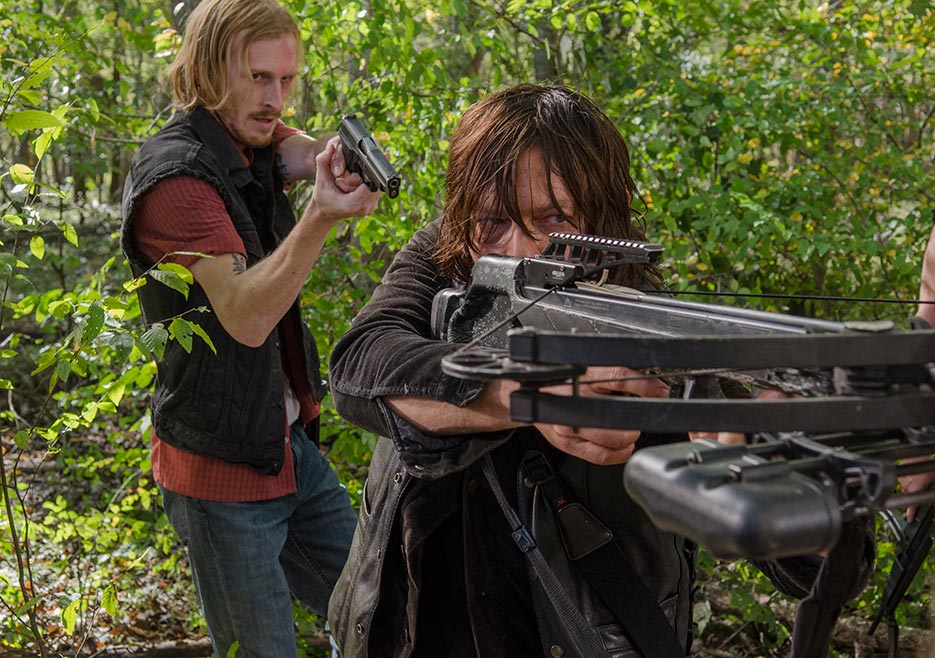 The Walking Dead-episode-615-daryl-dwight