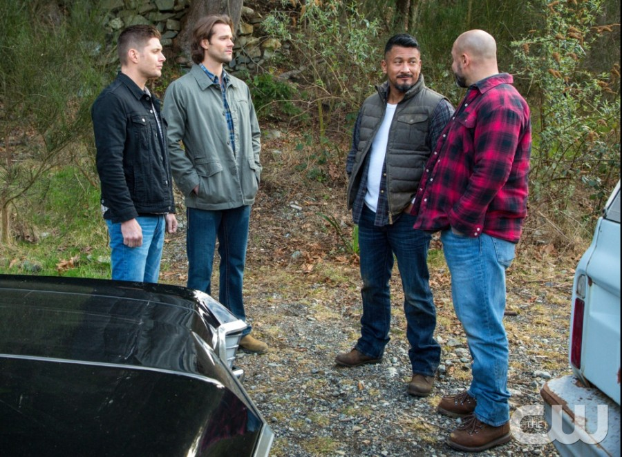 "SUPERNATURAL – ""It's Okay to Be Gay"" ""The Chitters"" episode introduces the new normal"