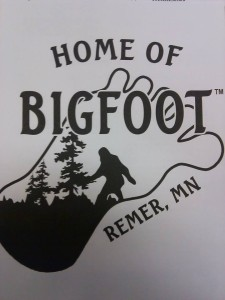 Home of Bigfoot