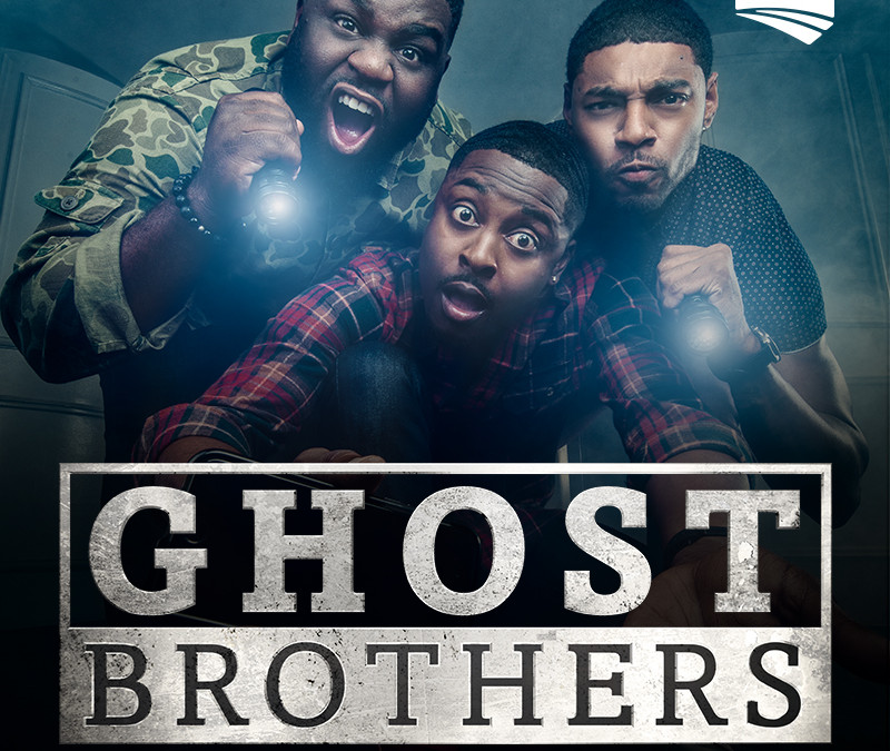 Destination America's GHOST BROTHERS Visit After Hours AM/America's Most Haunted Radio Because it's time