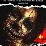 Reading SHADOWS and TEETH: TEN TERRIFYING TALES OF HORROR and SUSPENSE VOL. 1 Anthology