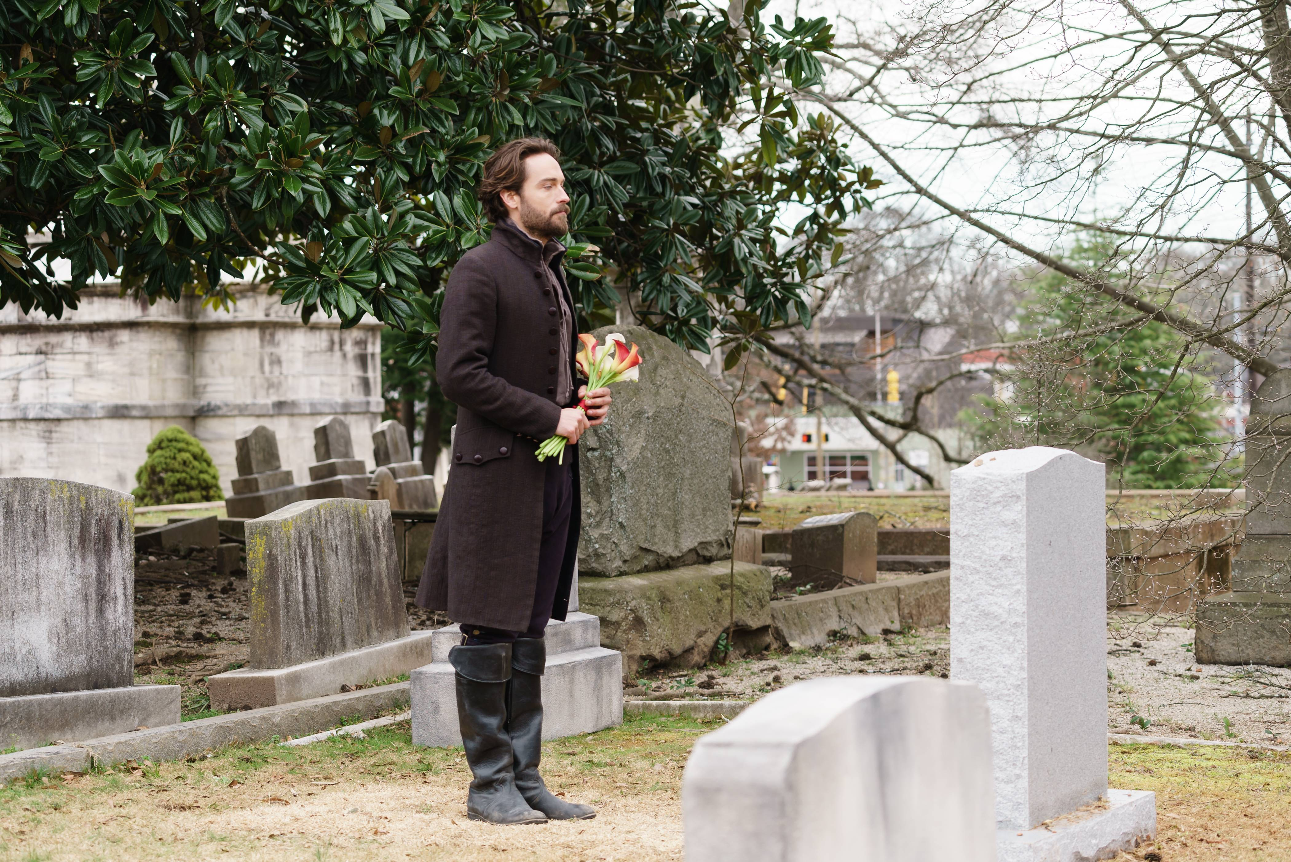 Sleepy Hollow S3 finale Tom Mison