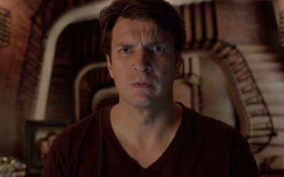 "CASTLE Goes Supernatural-ish In ""Hell to Pay"" episode, Castle thinks he's dealing with the Anti-Christ"