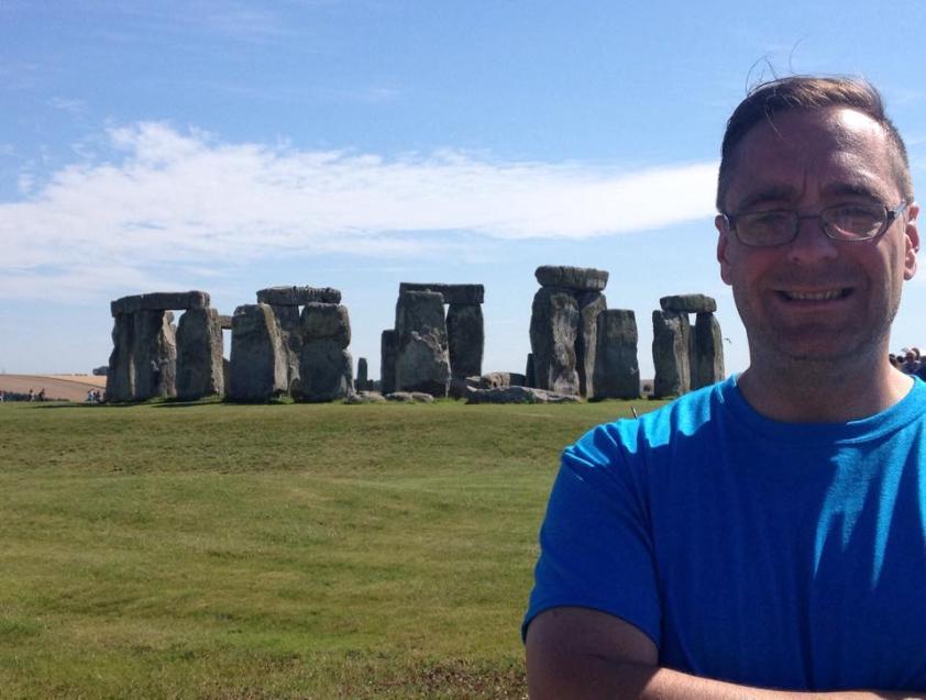 Ghost Detective Michael Worden Stonehenge