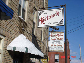 The Knickerbocker Hotel is Alive with Spirits Linesville PA landmark features lonely spirit child, ghost cat, objects coming and going, much more