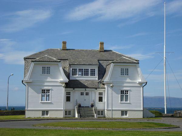 Iceland Höfði House