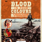 History of Horror Comics Covered in BLOOD in FOUR COLORS by Pedro Cabezuelo