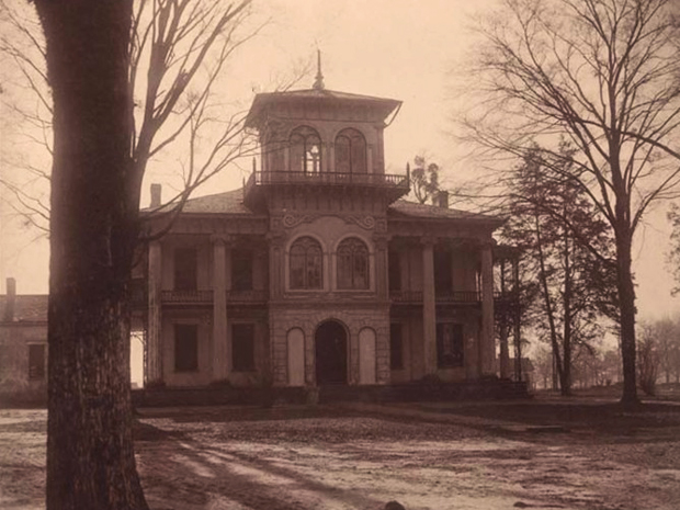 Most Haunted Location Alabama
