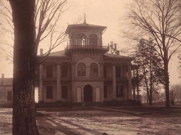 Most Haunted Location Alabama