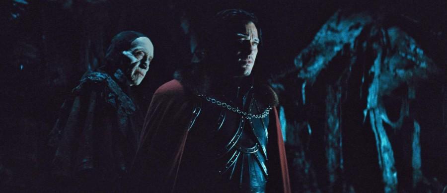 Dracula Untold vampire cave