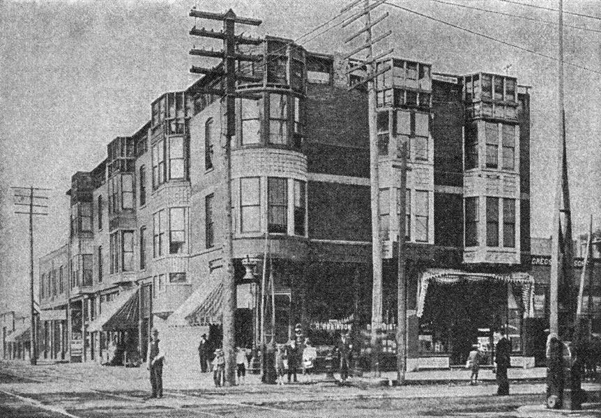 H.H .Holmes Murder Castle Clarissa Cole